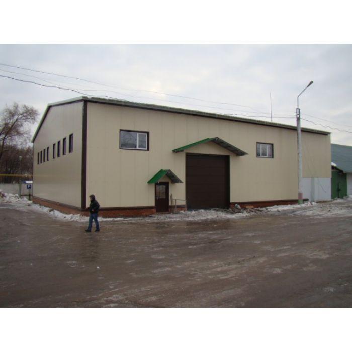 Ангар склад и офис