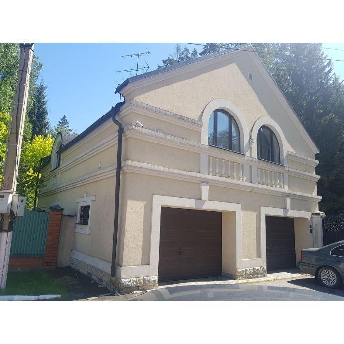 Двухэтажный гараж