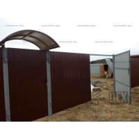 Забор вокруг участка