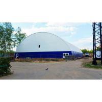 Ангар арочный спорт площадка