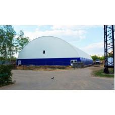Ангар спорт площадка