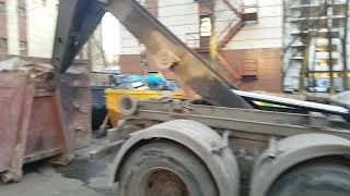 Расчитсса территории и разработка грунта под строительство навеса